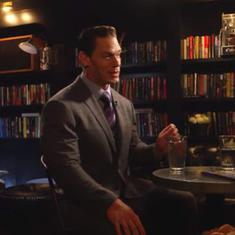 'I will never walk away': Wrestler John Cena talks about his future with the WWE