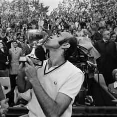 Tennis: Andres Gimeno, oldest male French Open champion of modern era, dies at 82