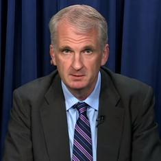 Watch: 'For fascists, politics is about friends and enemies', says historian Timothy Snyder