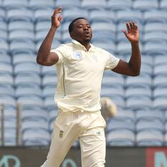 Injured Rabada out of South Africa's second Test against Sri Lanka, visitors to miss Lakmal