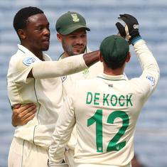Second Test: Rabada showed signs that he is getting back to the top, says South Africa coach Barnes