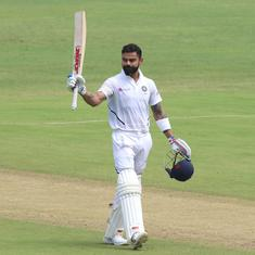 India vs South Africa: Virat Kohli slams seventh double-ton in Tests, the most by any Indian