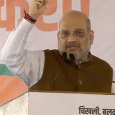 'PM Modi told Donald Trump not to interfere in Kashmir matter,' Amit Shah says in Maharashtra