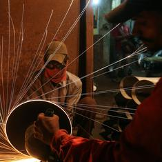 Top news: India's industrial production declined 1.1% in August