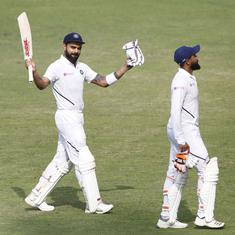 India vs South Africa: Responsibility of being captain makes me target big scores, says Virat Kohli