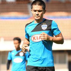 Want to win every competition: Chhetri backs Bengaluru FC to break ISL title defense jinx