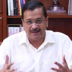 Arvind Kejriwal addresses Denmark climate event via video link, signs clean air declaration