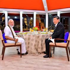 India-China informal summit: Xi Jinping and PM Modi discuss terror, radicalisation in Mamallapuram