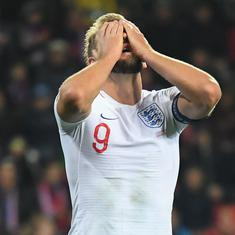 No need to panic: Kane wants England to be calm despite Euro 2020 qualifier loss to Czech Republic