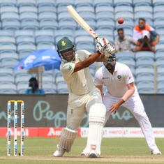 IND vs SA, 2nd Test: Philander, Maharaj delay the inevitable as hosts inch towards series win