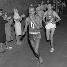 Pause, rewind, play: When Abebe Bikila created marathon history at Rome Olympics with a barefoot run