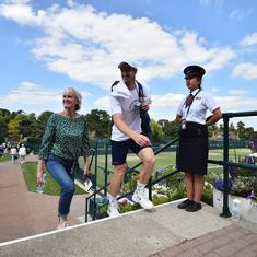 He is moving well, getting faster: Judy Murray confident of son Andy's progress