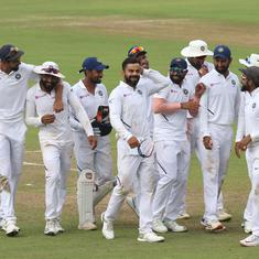 India v South Africa: Series win shows Kohli and Co are ready to move beyond rank turners