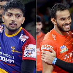 Pro Kabaddi eliminators preview: Form, psychological edge make UP Yoddha, U Mumba the favourites