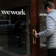 What does the fall of WeWork mean for the fate of coworking spaces in India?
