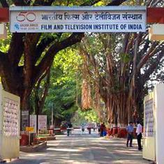 FTII alumni complain to Centre about institution's 'antagonistic attitude' towards students, faculty
