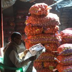 Onion prices touch an all-time high of Rs 165 per kg, Centre says imports expected by January 20