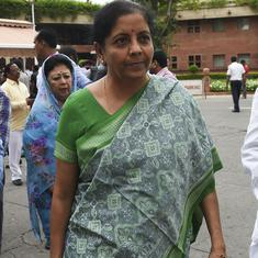 'Worst phase' of Indian banks was under Manmohan Singh, Raghuram Rajan, claims Nirmala Sitharaman