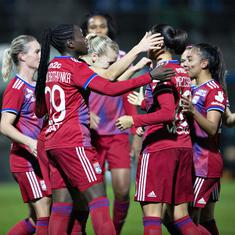Women's Champions League: Defending champs Lyon, Arsenal cruise; Manchester City held by Atletico