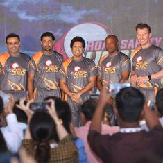 Tendulkar, Lara to lead teams in newly-launched Road Safety World Series featuring retired legends