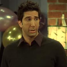 Watch: Someone reimagined the 'Joker' as Ross Geller from 'Friends' and the result is hilarious