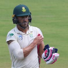 I need to bat big like the Indian team has done and score big runs: SA skipper Du Plessis