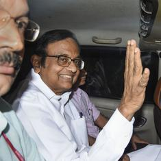 Chidambaram attacks UP government for FIR against 'The Wire' editor