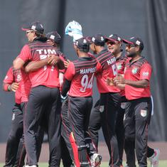 T20 World Cup qualifiers: Singapore shock Scotland; Oman, Ireland begin with wins