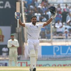 Rohit Sharma is in the purplest of purple patches: Twitter salutes the Hitman for his double ton