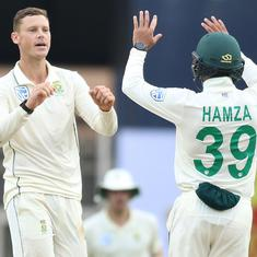 Ranchi Test: Lessons learnt, but happy with four wickets on debut, says SA spinner George Linde