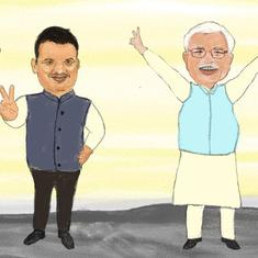 The Political Fix: Would Fadnavis and Khattar be shoo-ins for a second term if Modi was unpopular?