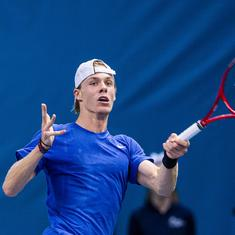Denis Shapovalov becomes latest tennis player to pull out of Tokyo Olympics
