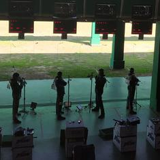 Watch: Two shooters involved in brawl at Delhi range, NRAI promises action