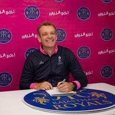 Andrew McDonald to coach Australian team on India tour as Justin Langer takes a break