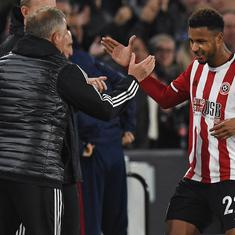 Premier League: Struggling Arsenal suffer another away loss as Sheffield United register 1-0 win