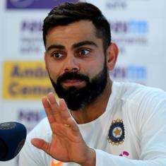 It shows we're not reliant on the toss: Kohli happy with India's big totals while batting first