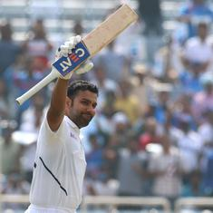 It is a great start and I don't want to let it go: Man of the Series Rohit Sharma