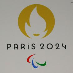 Paris unveils golden Marianne logo for 2024 Olympics and Paralympics