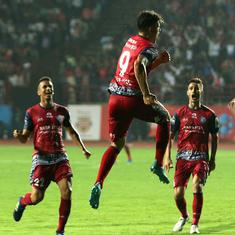 ISL: Ten-man Jamshedpur FC sink Odisha FC to open the new campaign with a victory