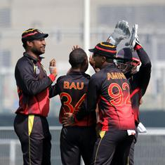 T20 World Cup qualifier: Papua New Guinea, Hong Kong register upset wins as Netherlands, Canada lose