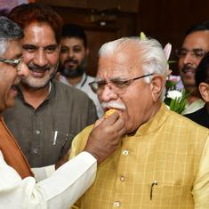The big news: Manohar Lal Khattar set to become CM for second straight term, and 9 other top stories