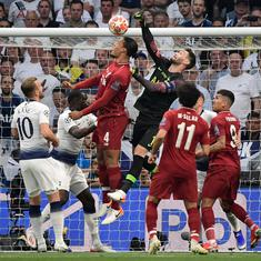 Premier League: Spurs brace for stern test against leaders Liverpool in first meeting since CL final
