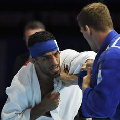 Banned by International Judo Federation, Iran get wake-up call for Israel ban before Tokyo Olympics