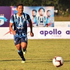 Phenomenal experience: Minerva Punjab starlet Thoiba Singh says playing in I-League made him better