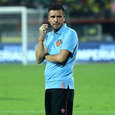 ISL: Sergio Lobera on winning players' belief, the legacy he wants to leave at FC Goa and more