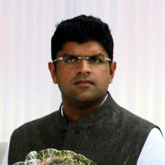 'JJP did not seek votes for either Congress or BJP': Dushyant Chautala responds to Hooda's criticism