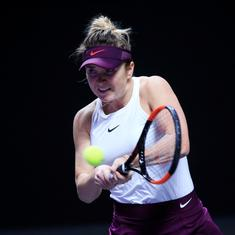 Tennis: Top-10 players Elina Svitolina, Kiki Bertens to skip US Open over coronavirus concerns