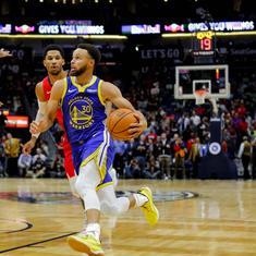 NBA: Golden State Warriors bounce back from straight losses, Philadelphia 76ers stay unbeaten