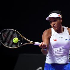 Tennis: For the second season on the trot, Naomi Osaka pulls out of year-ending WTA Finals