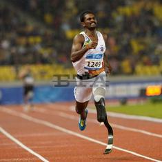 After Military World Games golds, Anandan Gunasekaran aims for Tokyo 2020 Paralympics